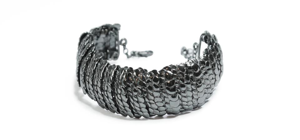 bracelet Maä bijoux en argent massif, fait main france
